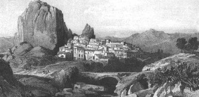 Palizzi. Famiglia Iacopino