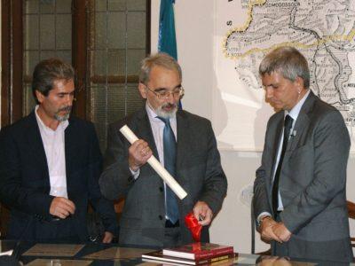 Con Nichi Vendola e Cattrini 2012