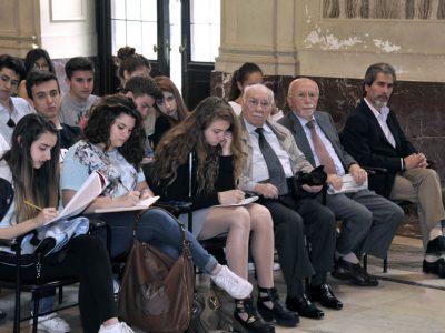 Studenti a Palazzo Marino